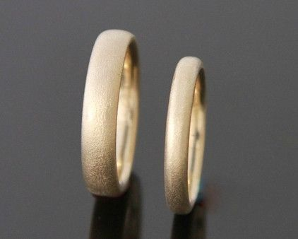 Trauringe WIR ZWEI 333 Gold von MEIN LIEBLINGSRING auf DaWanda.com
