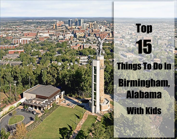 Birmingham, Alabama is the largest city in Alabama and a great place to visit with the whole family. Whether ya'll are in the mood for something cultural, educational, and/or historica…