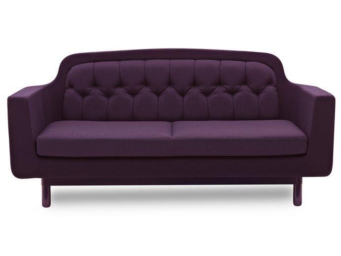 Sofa 2-osobowa Onkel fioletowa Normann Copenhagen 13649zł