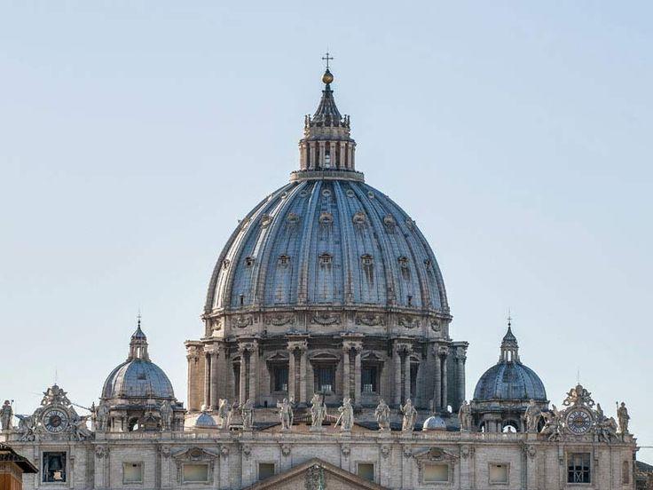 michelangelo la cupola di san pietro | La Basilica di San Pietro - Fede e spiritualità - Idee di viaggio