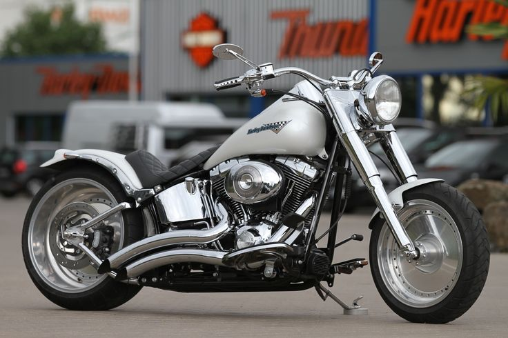 flstn in fat boy style bike 4 sale thunderbike. Black Bedroom Furniture Sets. Home Design Ideas