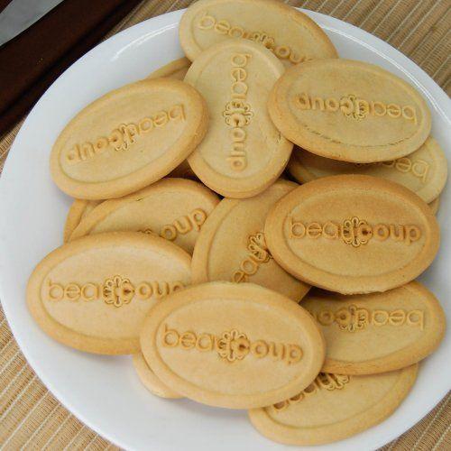 Bulk Custom Logo Cookies
