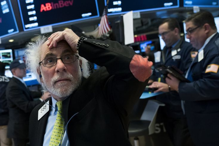Dow closes down nearly 1,200 points in volatile trading    In the biggest global sell-off since 2016, financial markets from Asia to Europe to America are rocked by concerns about inflation.
