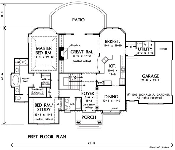23 best 2 new house plans images on pinterest house for Hyde homes floor plans