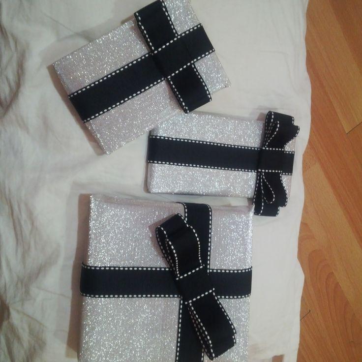 Designer gift packing