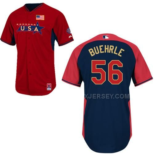 http://www.xjersey.com/usa-56-buehrle-red-2014-future-stars-bp-jerseys.html Only$36.00 USA 56 BUEHRLE RED 2014 FUTURE STARS BP JERSEYS Free Shipping!