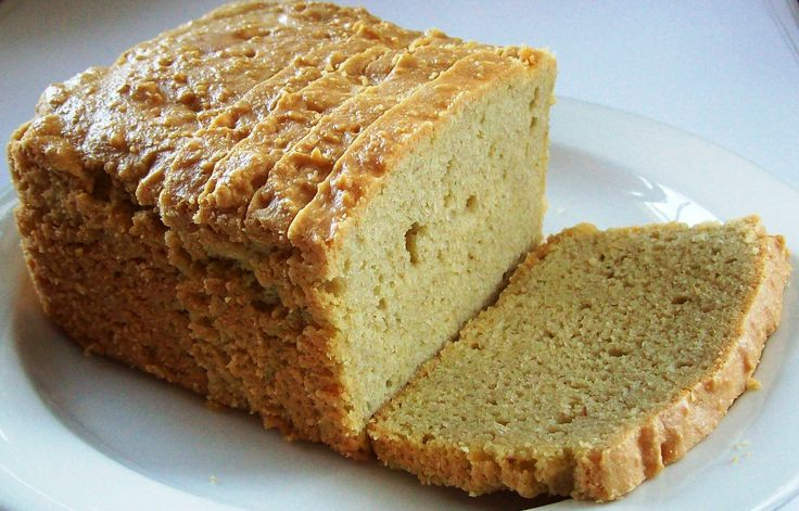 1-2-3 Bread Low Carb Bread - Only 3 ingredients!