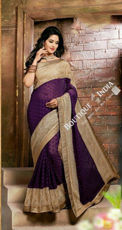 Product Name Sarees - Purple Net Unique Design Party Wear Collections - Dazzling Unique Net Designer Collections / Festivals / Party / Special Occasions / Wedding / Casual Product Code SAR-ONES8-3013-