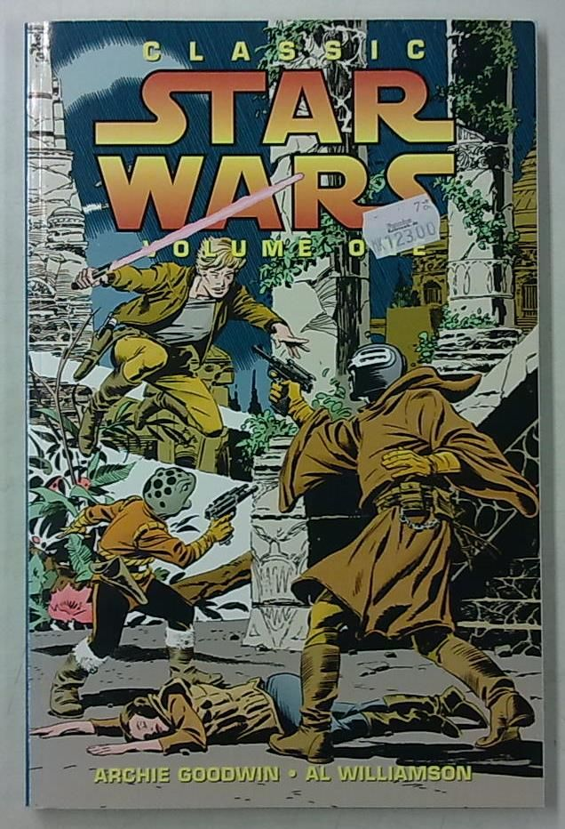 """""""Classic Star Wars, Volume One - In Deadly Pursuit"""" av Archie Goodwin"""