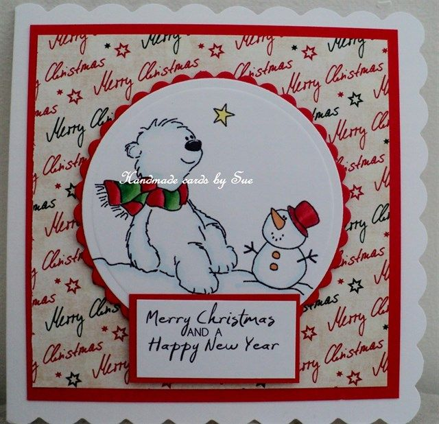 A few more Christmas cards.... | docrafts.com