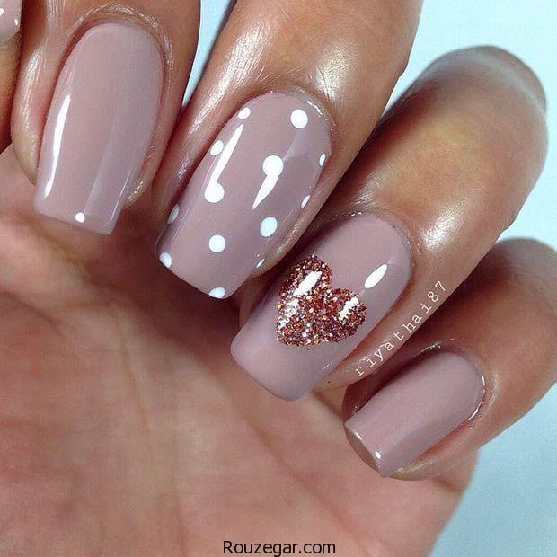 valentines nails designs coffin #nailart