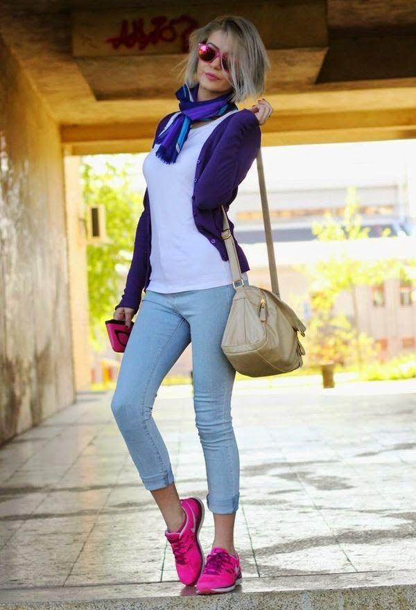 Increibles zapatillas de moda | ¿Que zapatillas usar el fin de semana?