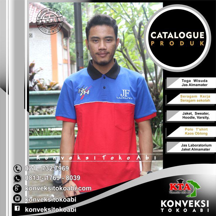 Kaos Polo Jakarta Utara