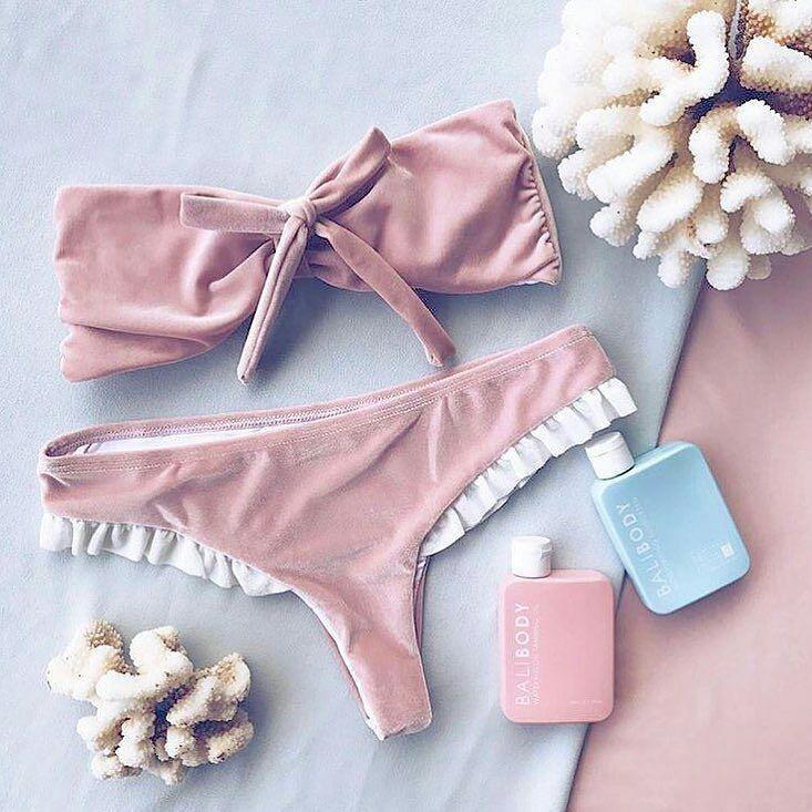 The cutest bikini you'll be wearing all summer by @EteSwimwear