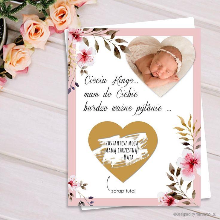 Czy zostaniesz moim Chrzestnym / Chrzestną? #plakat #chrzest #święty #prezent #na #Ścianę #grafika #obrazek #dla #dziecka #pokój #pamiątka #handmade #chrzestna #chrzestny #poster #baptism #baby #pokojdziecka #memorabli #zaproszenie #zdrapka
