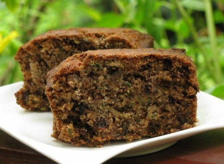 cukkinis sütemény recept, Meska