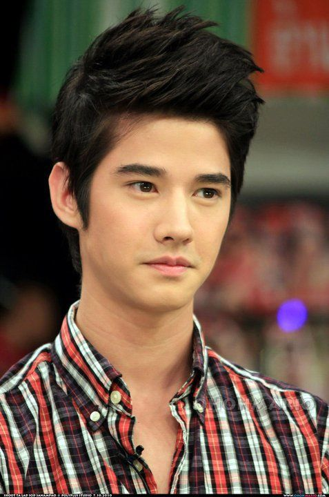 Mario maurer,Thai actor