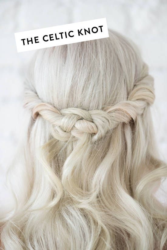 4 HAIR STYLES UNDER 4 STEPS!