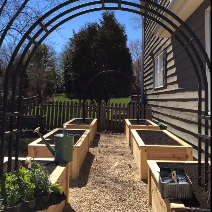 It's the perfect time to set up your vegetable garden or kitchen garden for the year. Learn three steps to successfully set up your raised bed vegetable garden in this article by Nicole Burke, author of Kitchen Garden Revival and owner of Gardenary. Starting A Vegetable Garden, Backyard Vegetable Gardens, Outdoor Gardens, Fruit Garden, Herb Garden, Garden Shrubs, Vegtable Garden Layout, Raised Vegetable Garden Beds, Raised Garden Bed Design