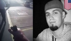 Horror: Body Cam Exposes Police Who Murdered An Unarmed Man With Headphones On In Salt Lake City - Blooper News - News by you for you!™
