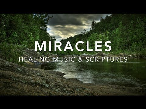 Miracles - Piano Instrumental | Healing Scriptures | Prayer Music