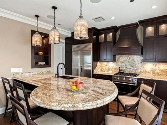 29 Kitchen island Small with seating Best floor plan for every room