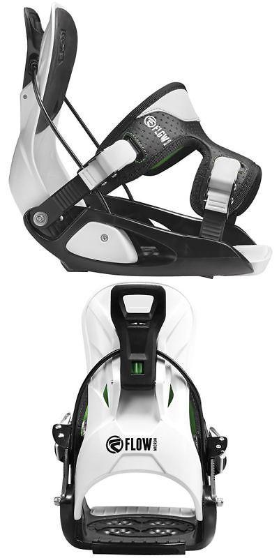 46c4c7572ad Bindings 21248  Flow Micron Snowboard Binding - Kids -  BUY IT NOW ONLY    77.97 on eBay!