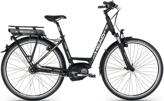 E Bike Comfort 8 Gang Shimano Nexus 8 Schaltwerk Nabenschaltung Mittelmotor 400 W Taschen Damen Damen Und Taschen