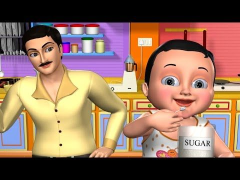 Johny Johny Yes Papa Nursery Rhyme - 3D Animation English Rhymes & Songs for Children | TVM News