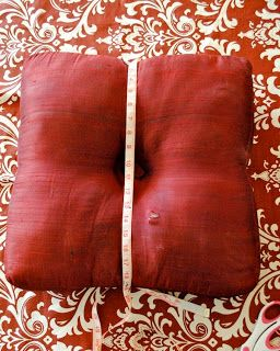 How To: Recover a throw pillow for beginners