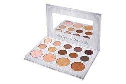 Carli Bybel - 14 Color Eyeshadow & Highlighter Palette BH Cosmetics