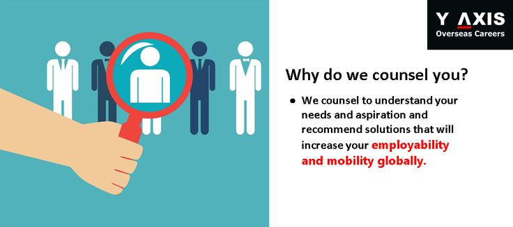 Why do we counsel you? We counsel to understand your needs and aspiration and recommend solutions that will increase your employability and mobility globally. #YAxisCareerCounselling