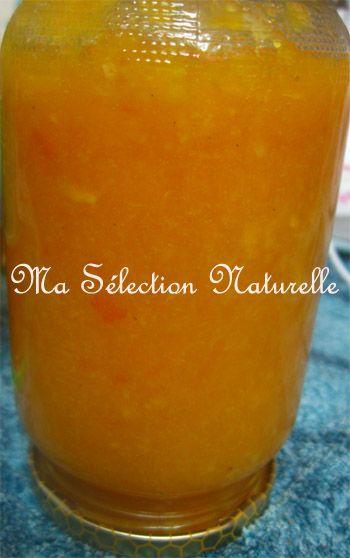 Confiture d'orange Facile en étapes! | Ma Sélection Naturelle