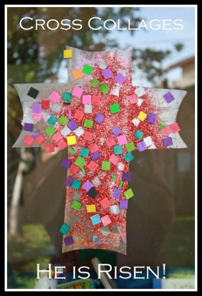 Cross Crafts for Kids ~ Learn Play Imagine