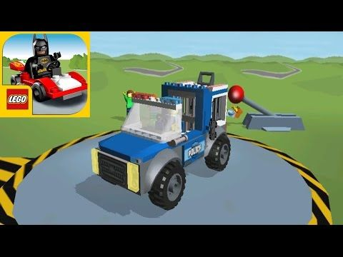LEGO Juniors Quests | Police Lego Game | App Game For Children - YouTube