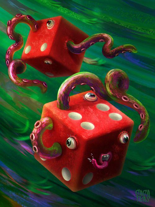 Another card game illustration done! Please make me sleep! Right now! aaaaaaaa!