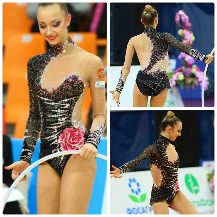 Irina Annenkova (Russia), hoop 2016 (photos by Elena Tarasova)