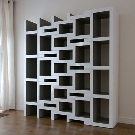 best 102 creative bookshelves images on pinterest | home decor