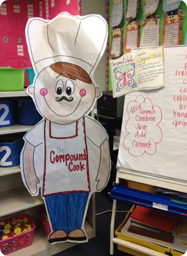 Compound words - TOO cute!