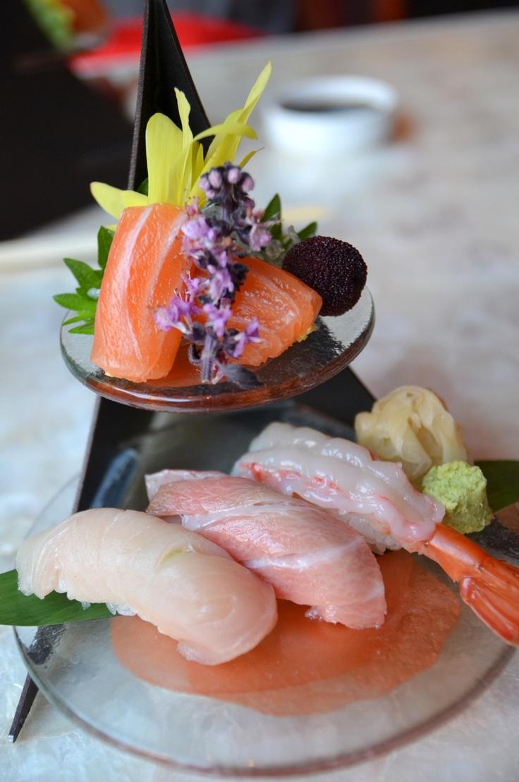 Sashimi/Sushi plate