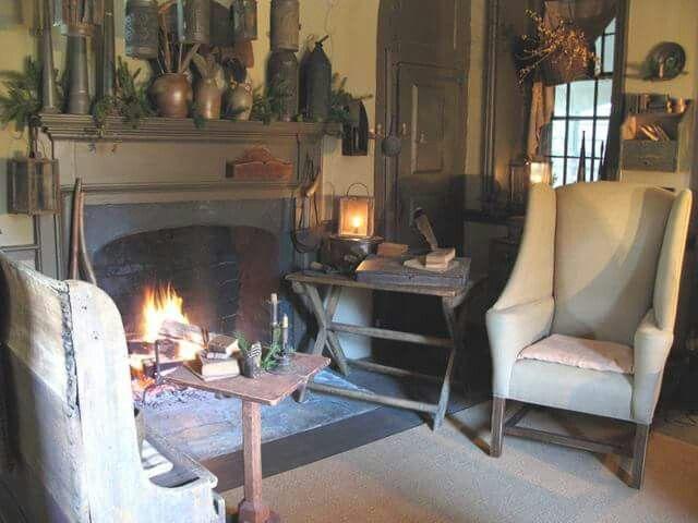 A simple life primitive decorating ii pinterest for Primitive interior designs
