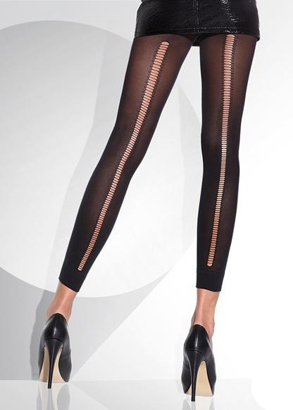 LARA Fashion Leggings - stylish leggings made in Europe. http://www.avec-moi.com.au/index.php/leggings-footless/lara-40-den-detail