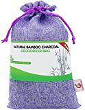 BUY MORE SAVE MORE Great Value SG Bamboo Charcoal Deodorizer Power Pack Best Air Purifiers for Smokers & Allergies Perfect Car Air Fresheners Remove Smell for Home & Bathroom (Purple)