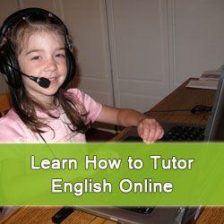 How to Tutor English Online $99Classroom Teaching, Book Worth, Grad Schools, Tefl Online, Online Teaching, Esl Link, English Online, Tutoring English, Teaching Versus
