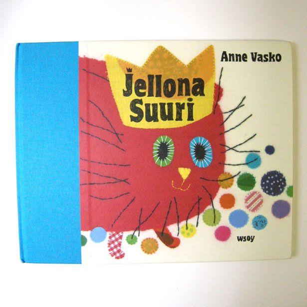 Jellona Suuri by Anne Vasko