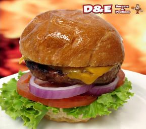 D & E Burgers and Poutines