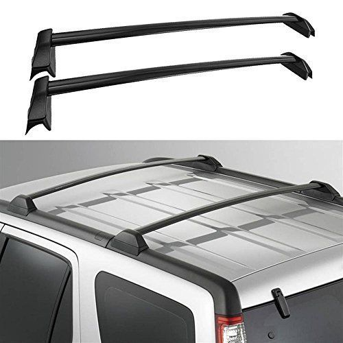 Auxmart-Roof-Rack-Cross-Bars-For-2002-2003-2004-2005-2006-Honda-CRV-Aluminum-all