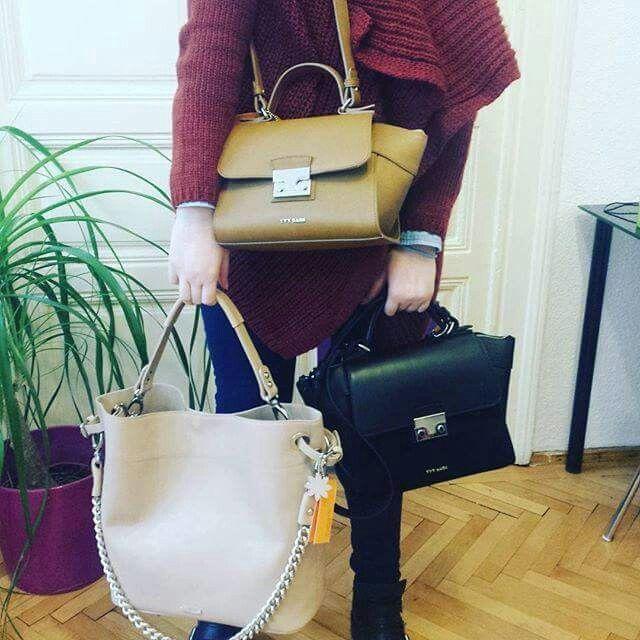 Camel? Black? Pastel? Oricare ar fi alegerea ta fii sigură că te vei îndrăgosti! Poșetele YVY BAGS impresionează prin designul elegant și modern. <3  #loveYVYBAGS #leatherhandbags #YVYBAGSfactory #BrandEst1969 #bags #fashion #style #accesoriess #leathergoods #bagsaddict #bagslovers #bagstagram #bagsoftheday #spring #yvystagram #createdwithlove #wearITtoWalk