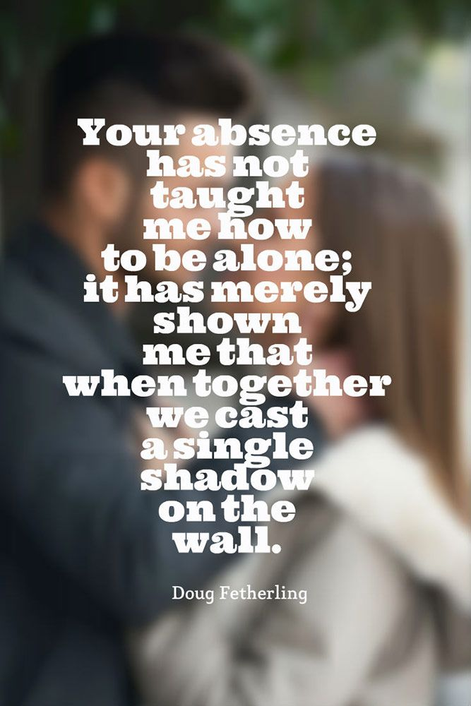 Relationship Quotes That Shows Love Knows No Distance ★ See more: http://glaminati.com/relationship-quotes-illustrate-love/
