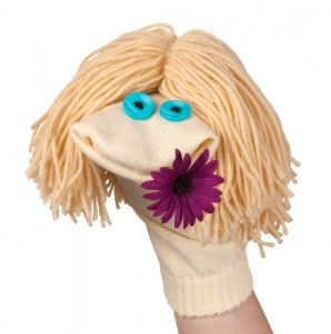 """sock puppets 